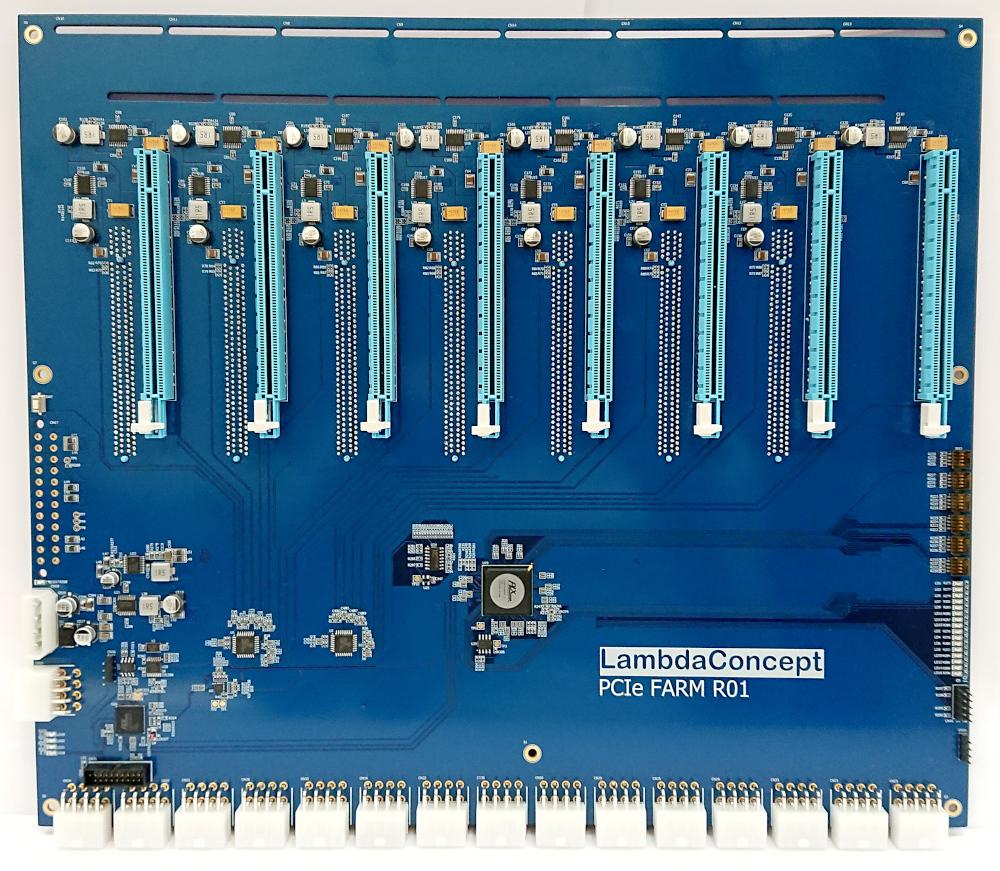 Electronic Board Design – LambdaConcept